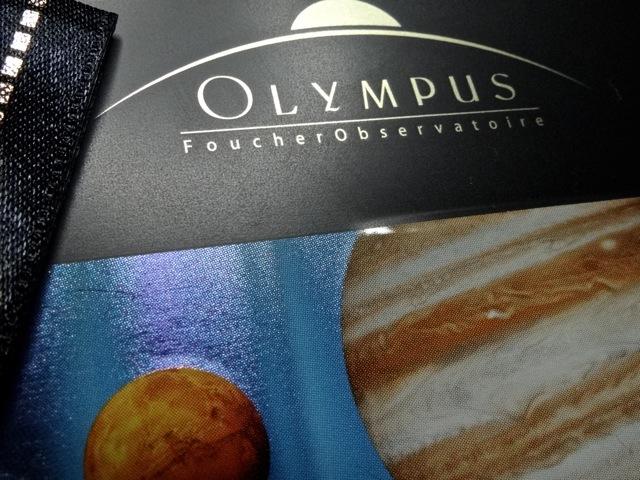 チョコ オリンポス